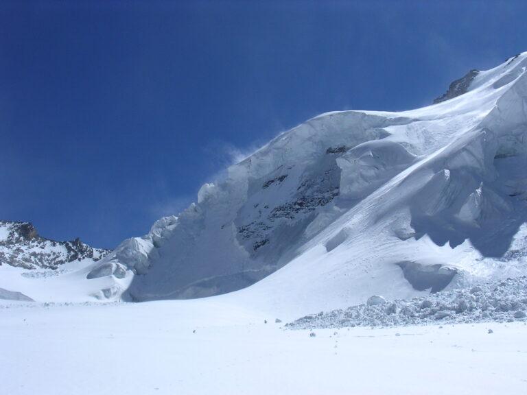 Eisschlaggebiet