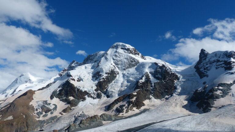 Breithorn mit Kleinem Matterhorn