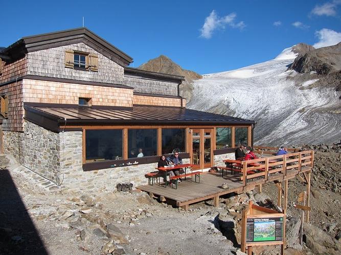 Simelaun-Hütte