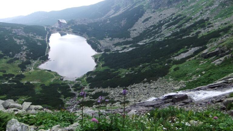 Langer See am Schlesierhaus