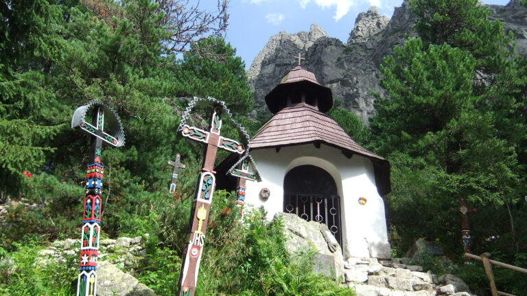 Symbolischer Friedhof