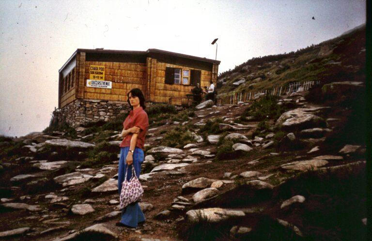 Solisko-Hütte 1975