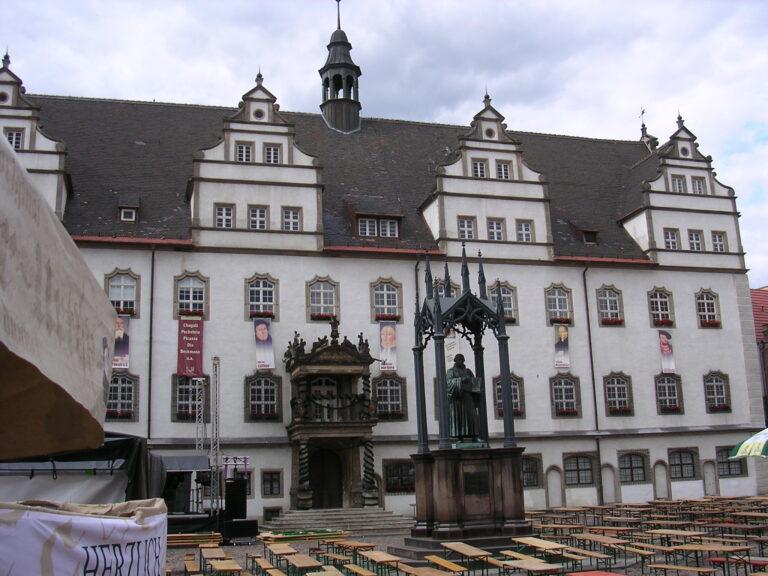 Wittenberg Rathaus