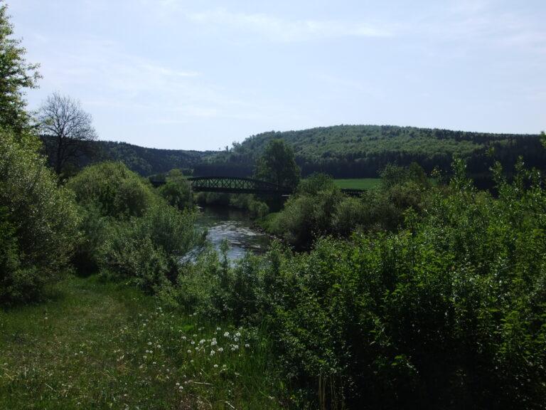 Natur und Brücken