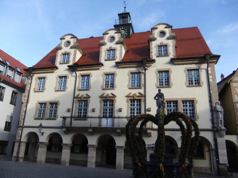 Sigmaringen Rathaus