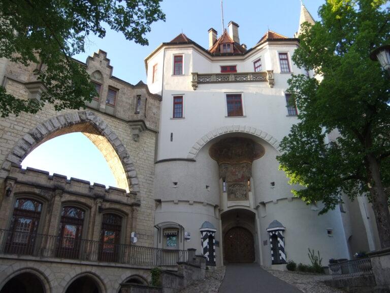 Sigmaringen Hohenzollernschloß