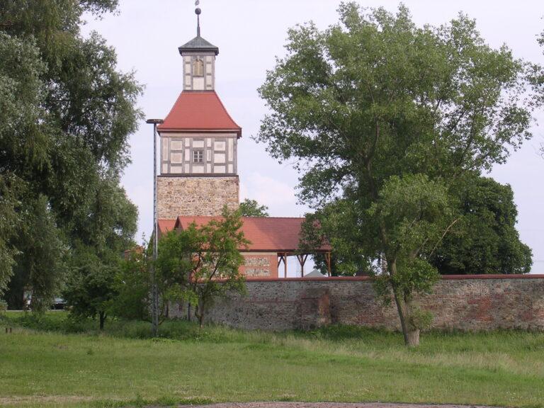 Walternienburg Wasserschloss