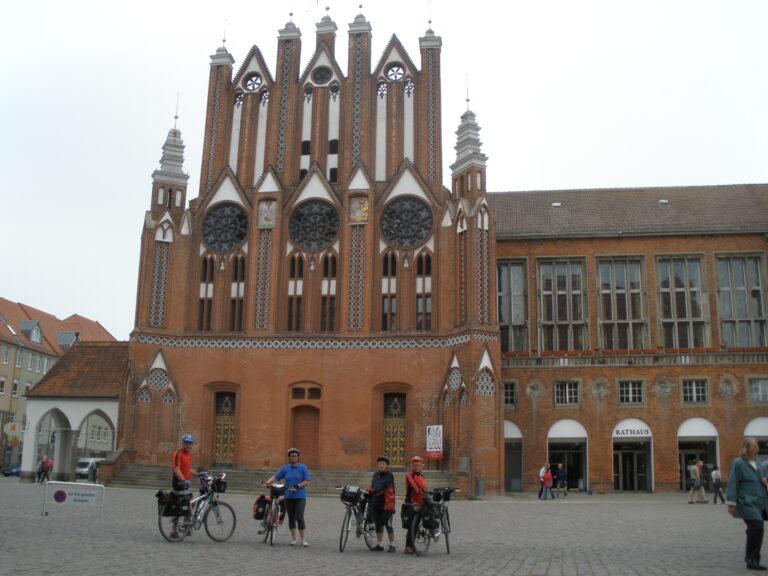 Frankfurt/O. Rathaus