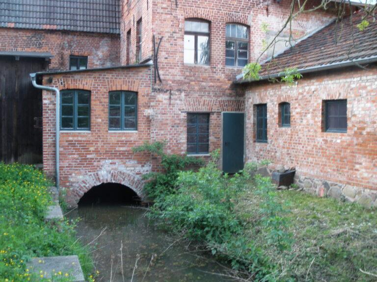 Salveymühle Geesow