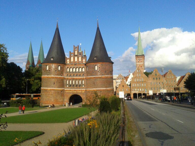 Lübeck Holstentir