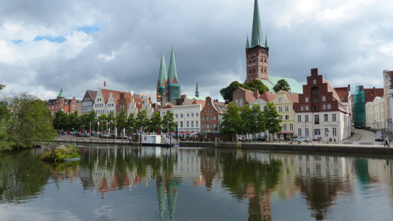 Lübeck Kanalrundfahrt