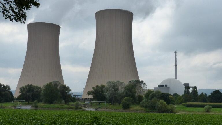 Atomkraftwerk, noch aktiv