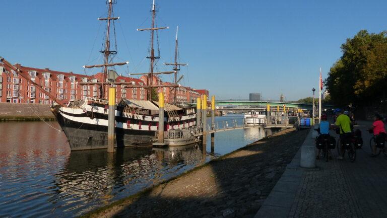 Bremen, Altstadthafen