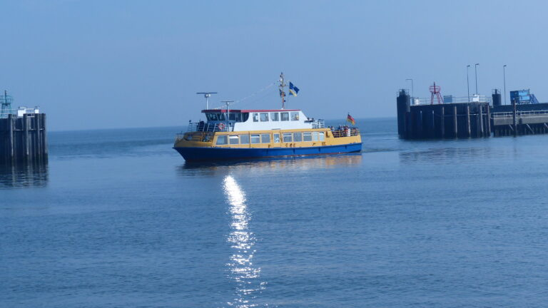 Cuxhaven, Elbmündung