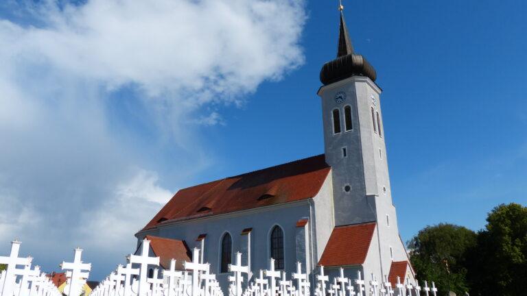Ralbitz, Katharienenkirche