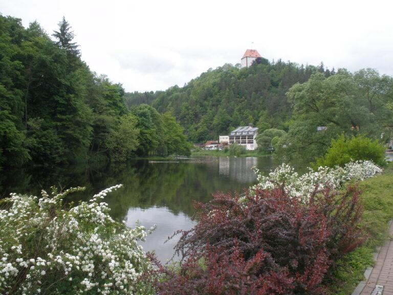 Burg Ziegenrück