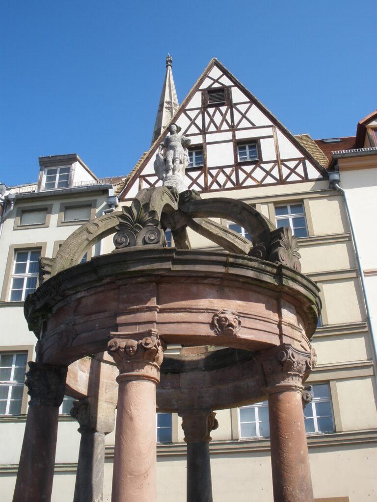 Staupenbrunnen Merseburg